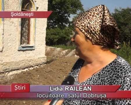 Taina bisericii Dobrușa, descoperită