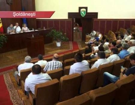 Discuții aprinse la alegerea vicepreședintelui raionului