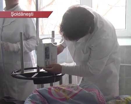 Reduceri de paturi și salarii în spital