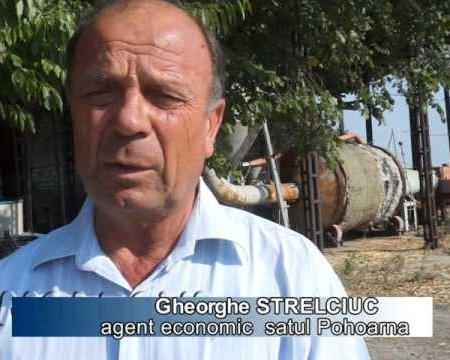 MOLDOVA+ Transformă paiele în combustibil ecologic