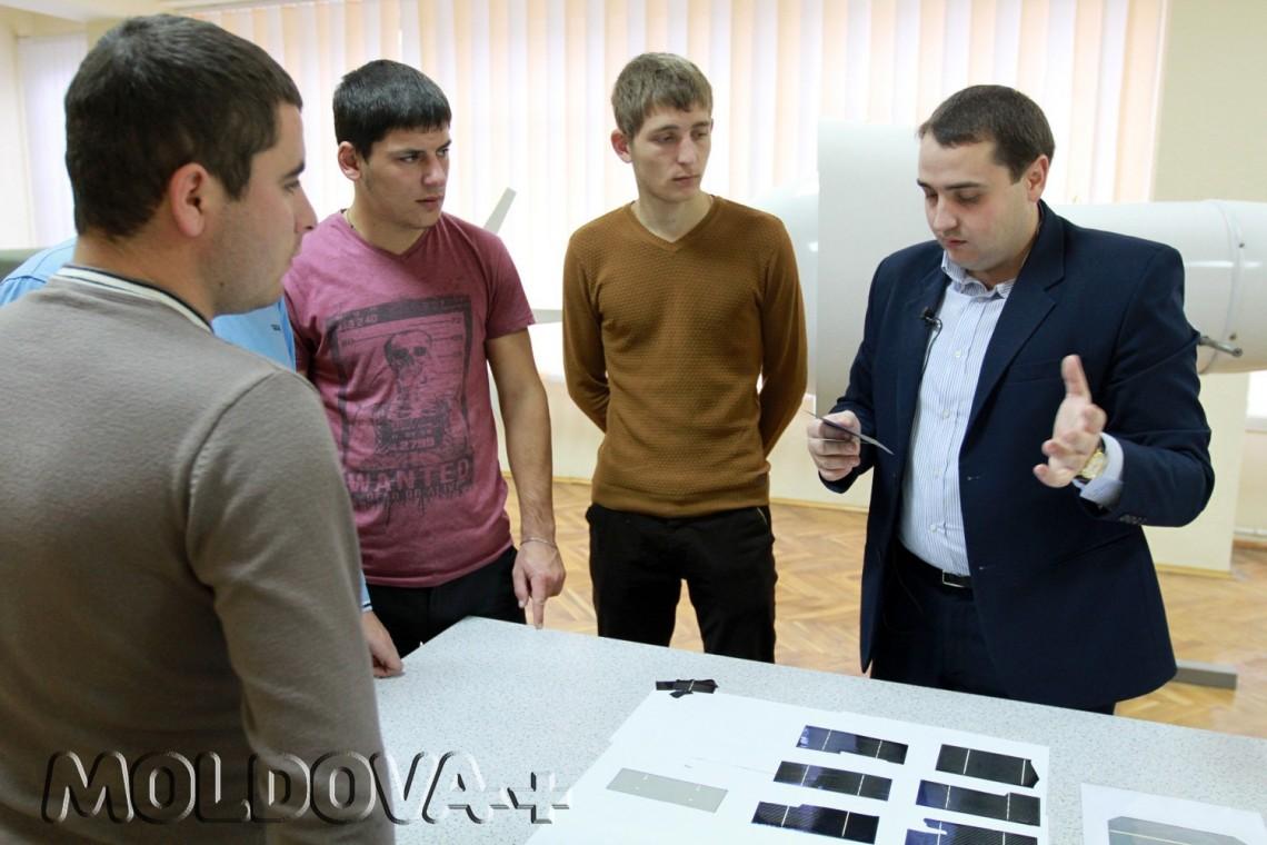 Ion Cozma—tânărul care a promovat zeci de inițiative de eficiență energetică