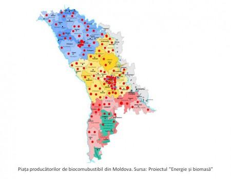 Statul descurajează afacerile în domeniul producerii de biocombustibil