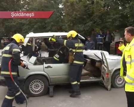 Cutremur și alunecări de teren la Șoldănești