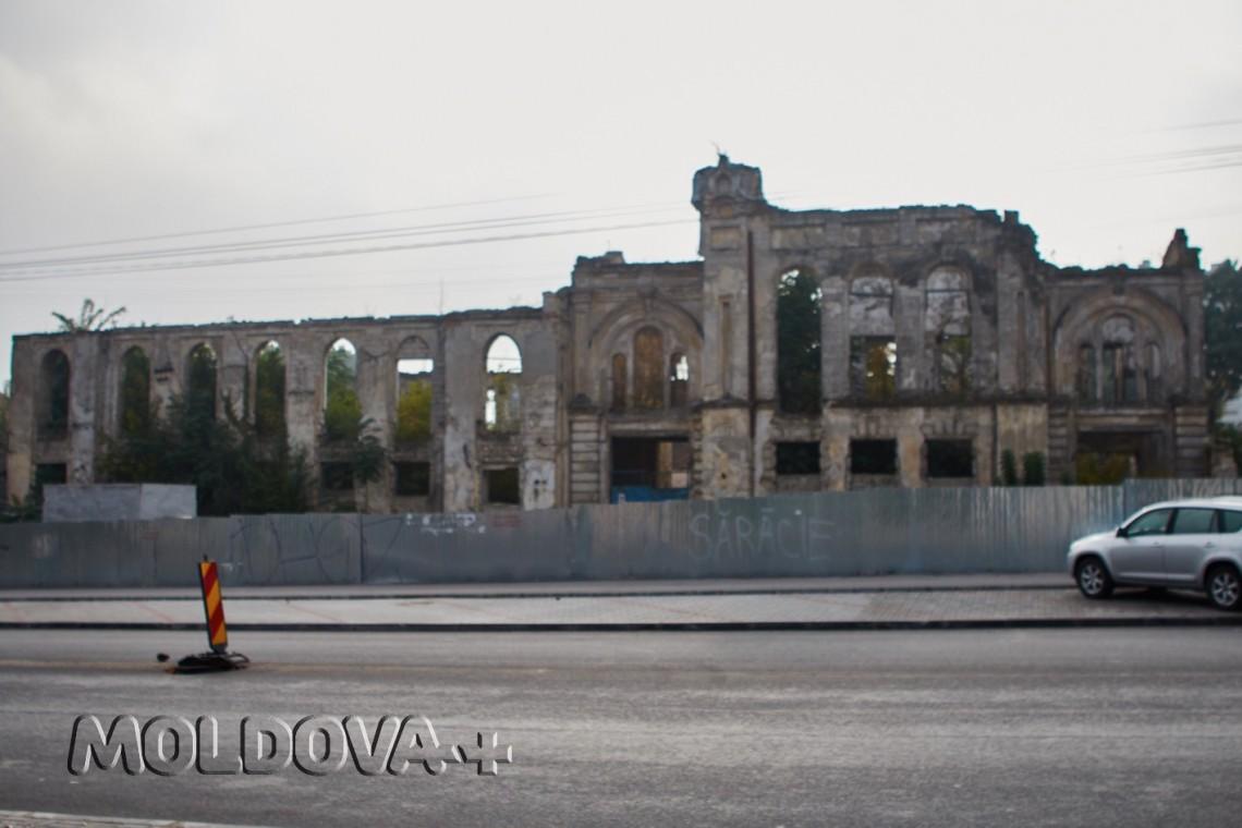 PATRIMONIUL ARHITECTURAL AL CHIȘINĂULUI—PE CALE DE DISPARIȚIE
