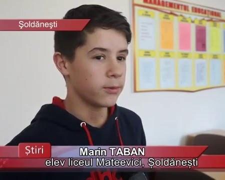 """Alexei Mateevici"", campion"