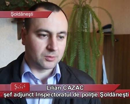Captură record de arme și muniții, la Șoldănești