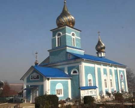 Mănăstirea Cușelăuca, diamant DUMNEZEESC