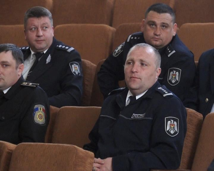Șef de poliție, suspendat din funcție de Gheorghe CAVCALIUC