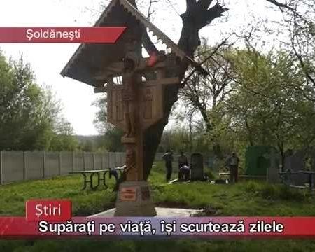 Moartea se ține de Șoldănești