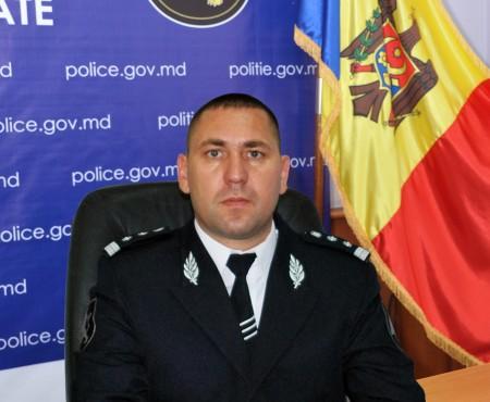 Cazimir TROCIN, noul șef al poliției din Șoldănești