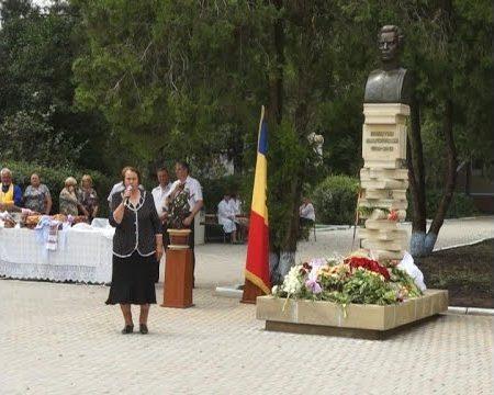 Dumitru Matcovschi, imortalizat acasă, la Vadul Rașcov