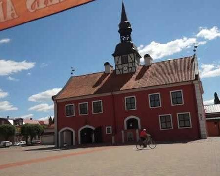 LETONIA: Orașe mici, proiecte mari