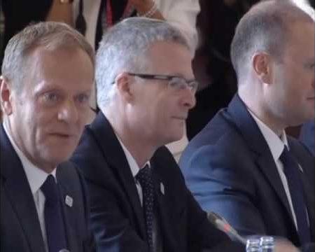 Moldova pe plan secund la summitul de la Bratislava