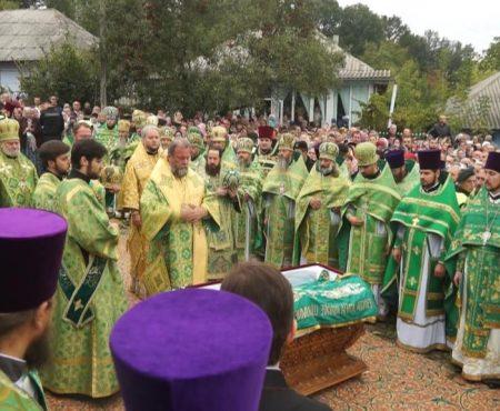 Fericita Agafia, canonizată