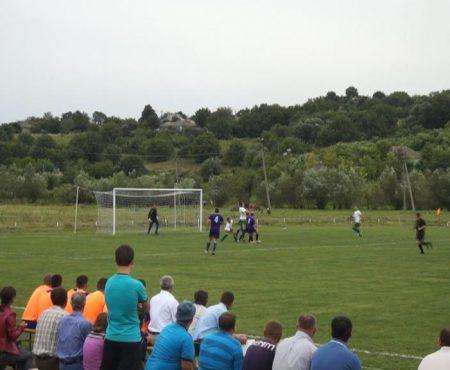 Cupa la fotbal pleacă la Pohoarna
