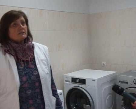 Spălătorie la spital pe banii Slovaciei
