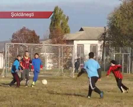 Poiana învingător la cupa președintelui raionului la minifotbal