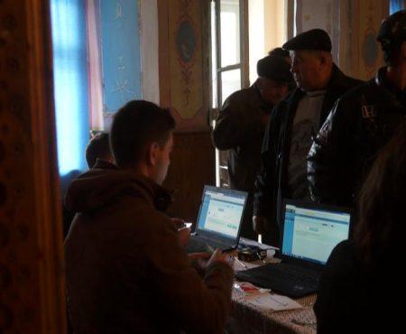 Mai pasivi, decât la alegerile precedente: fiecare al doilea șoldăneștean nu a votat