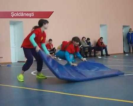 Primul festival al sportului, în școală
