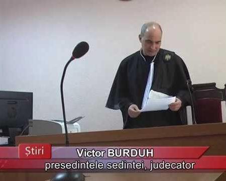 Instanța scoate de pe rol cererea lui Cazimir Trocin vs Victor Sofronii