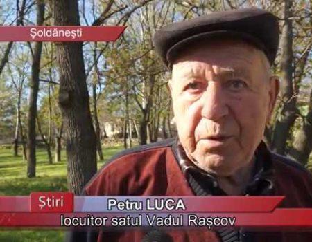 Satul Vadul Rașcov, cândva mare târg evreesc, azi – pustiu și fără piață
