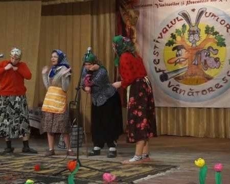 Festivalul glumelor, la baștina lui Gheorghe URSCHI