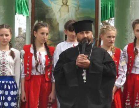 Laude Domnului, la festivalul cântecului pascal, la mănăstirea Cușelăuca-2