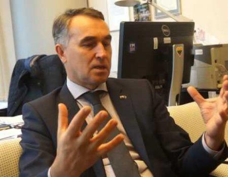 Petras Austrevicius: Moldova mai are restanțe în realizarea vectorului european