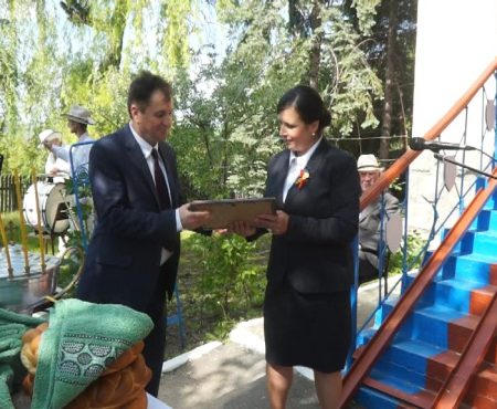 Ziua uşilor deschise la procuratura raionului Şoldăneşti. Au sfințit și edificiul