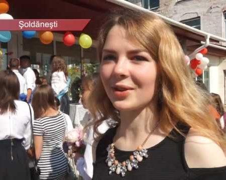 Mihaela Leorda, eleva anului, la Cotiujenii Mari
