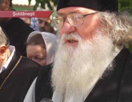 Au venit la Cușelăuca să o cinstească pe sfânta Agafia