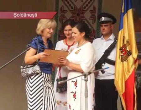 27 august la Șoldănești. Mențiuni fruntașilor, aplauze – artiștilor