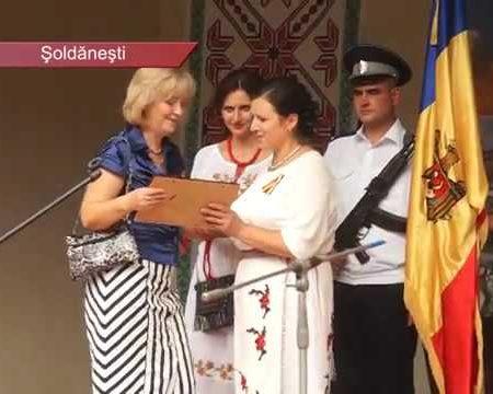 27 august la Șoldănești. Mențiuni fruntașilor, aplauze - artiștilor
