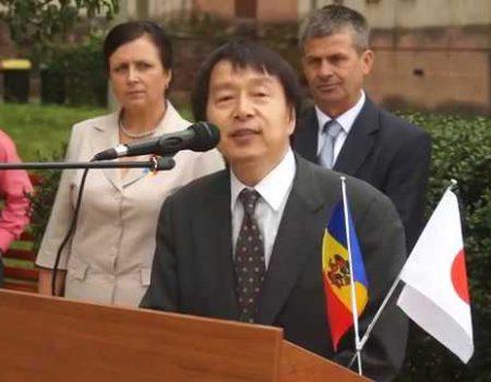 Ambasadorul Japoniei în Moldova monitorizează investițiile acordate la Șoldănești