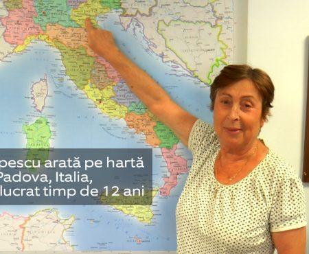 Pensionari în Moldova, cu pensii din UE