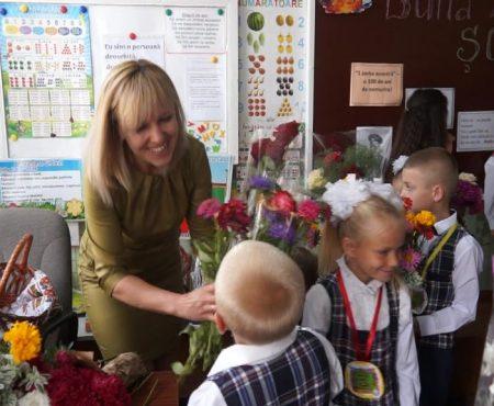 La o școală mai bună, la Samașcani