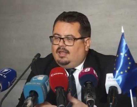 Peter Michalko, noul ambasador al UE la Chișinău, deschis pentru presă