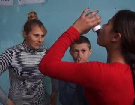 Concursul familiilor sportive, la Samascani, inițiat de parohul satului