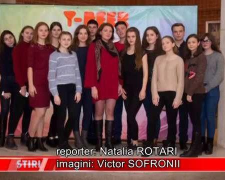 Echipa de teatru Tineart din Șoldănești, învingătoare la Festivalul Național
