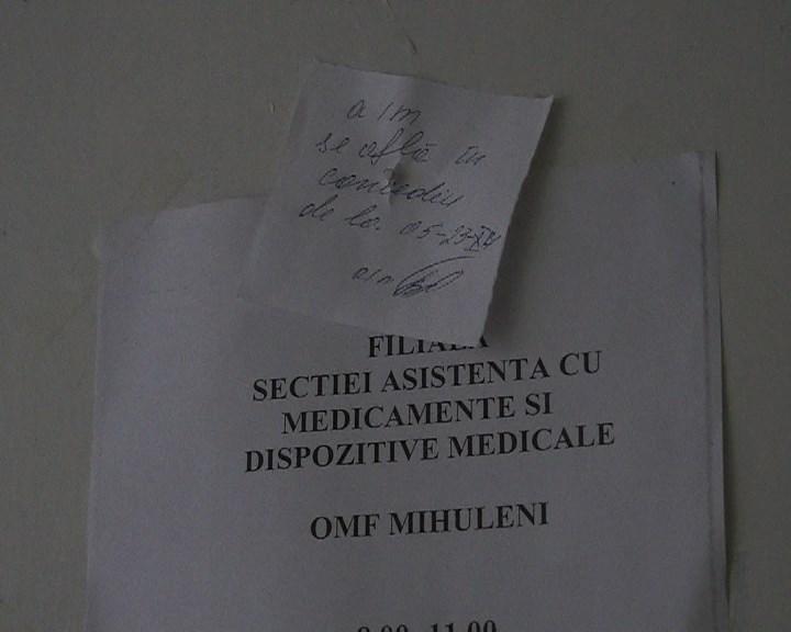 MOLDOVA+   Doi din trei medici de familie, trecuți de vârsta de pensionare