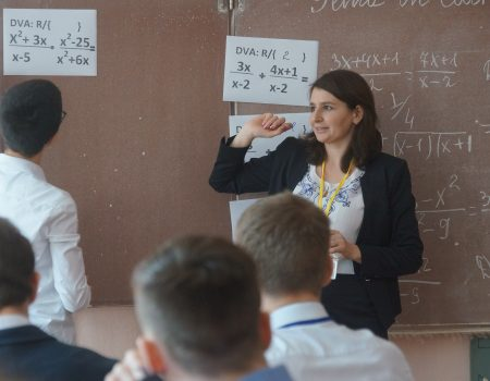 Olga PISARENCO, lider tridimensional