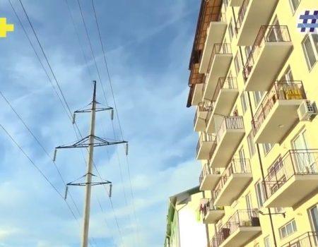 MOLDOVA+  Cu acte în regulă, dar în pericol. Problema caselor construite de-a lungul liniilor de înaltă tensiune