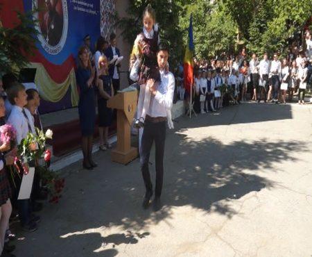 """Liceul """"A.Mateevici"""" din Șoldănești, ultimul sunet, mai 2018"""
