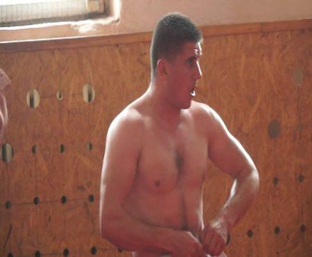 Ion Nestor, cel mai puternic la trântă, la Șoldănești