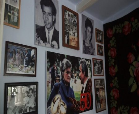 """Casa-muzeu """"Dumitru Matcovschi"""" - sfințită, după reconstrucție"""