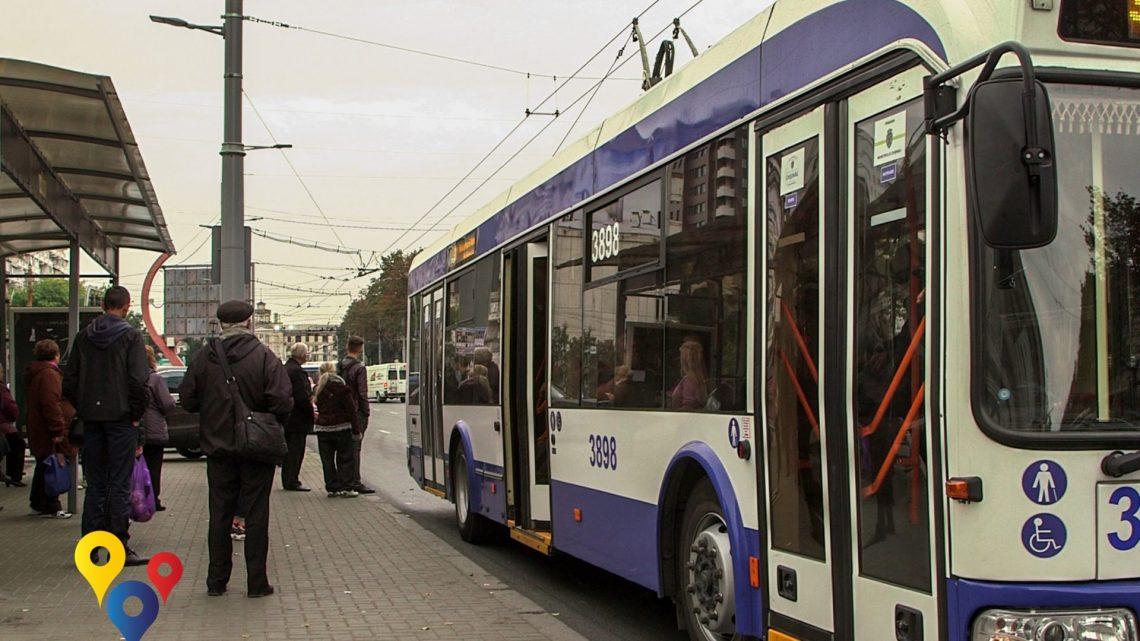 Transportul public astăzi