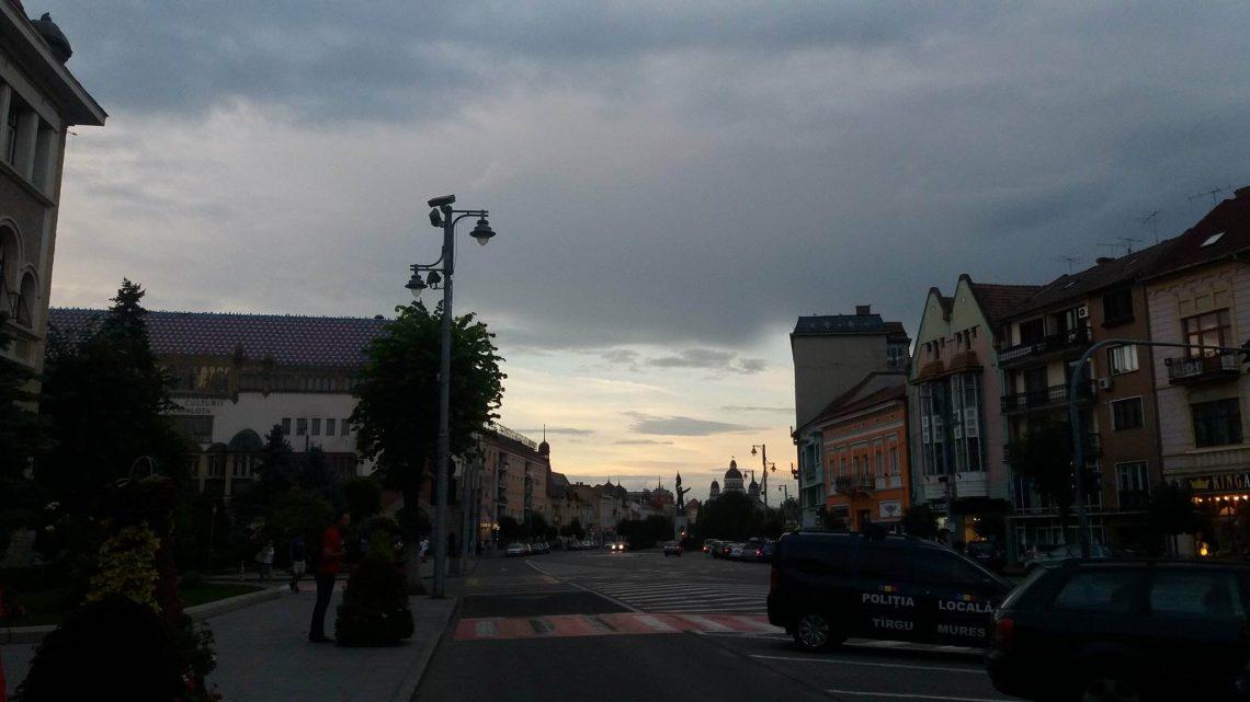 Jurnalul unei călătorii în România