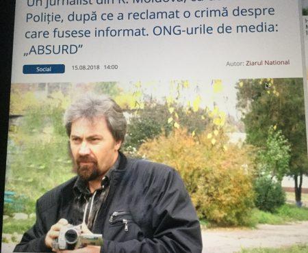 Jurnaliștii, mai consolidați împotriva abuzului