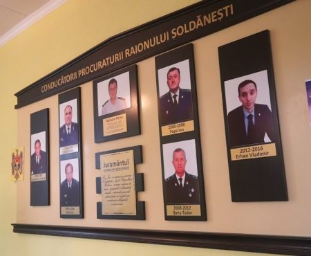 Procuror nou la Șoldănești: Ion POPA revine