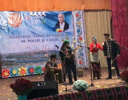 Actorii TineART, oaspeți ai festivalului Dumitru Matcovschi